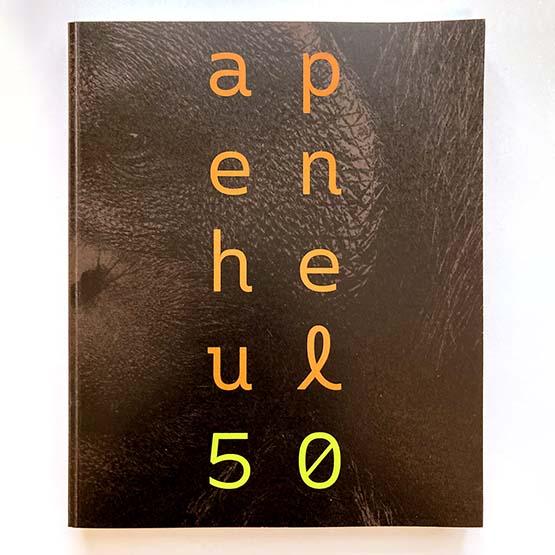 Omslag boek Apenheul