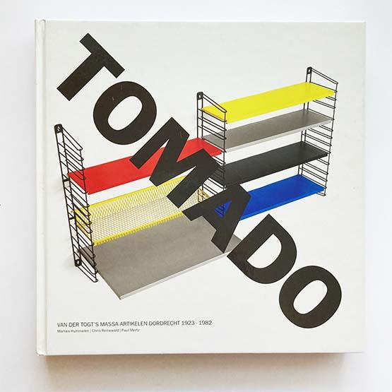 Omslag boek Tomado